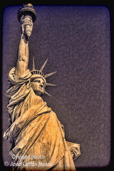 Statue of Liberty. Original photo copyright Joao Carlos Medau small